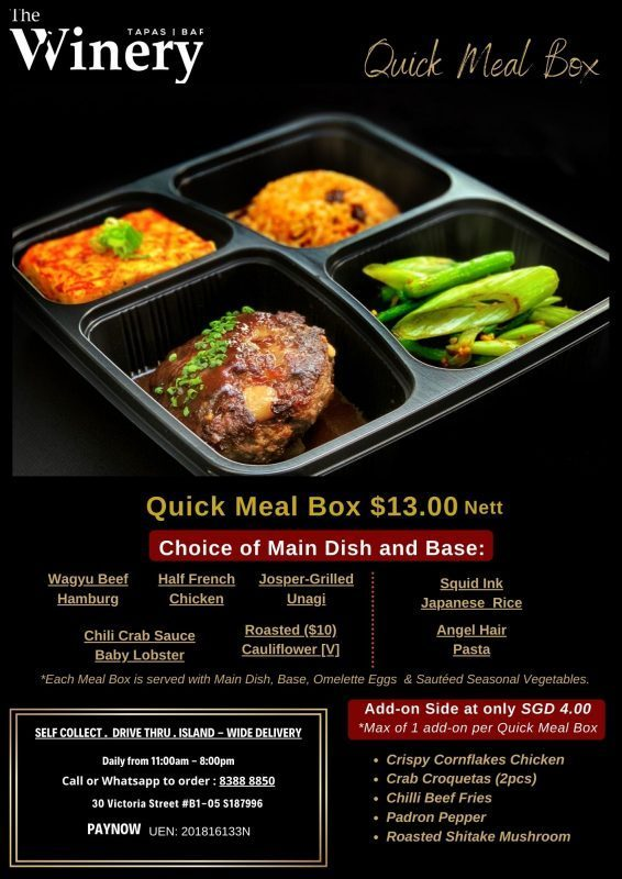 Quick Meal Box